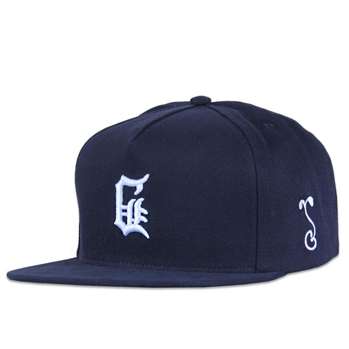 GRiZ The Old School G Shallow Snapback - Grassroots California - 1
