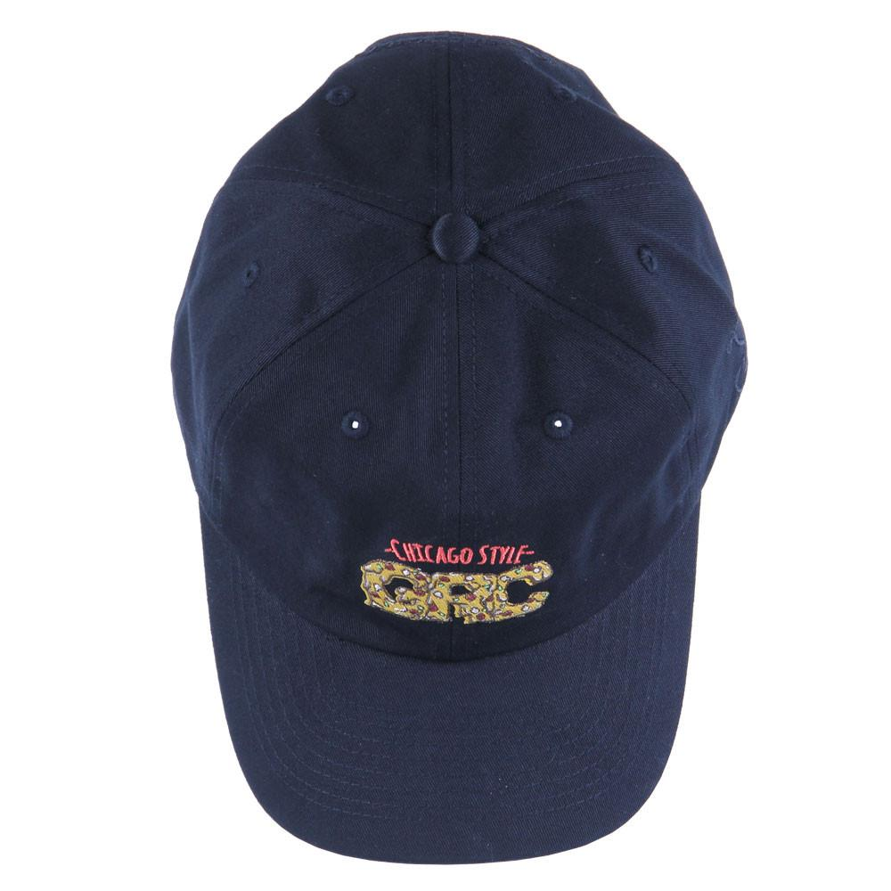 Chicago Style GRC Pizza Dad Hat - Grassroots California - 5