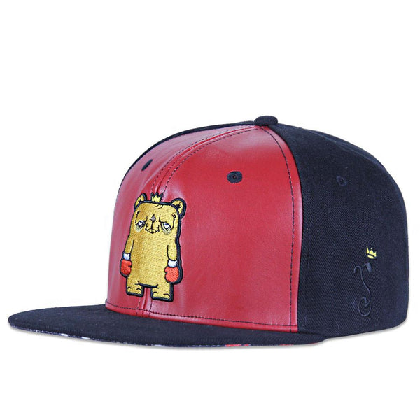JC Rivera Bear Champ Snapback - Grassroots California - 1