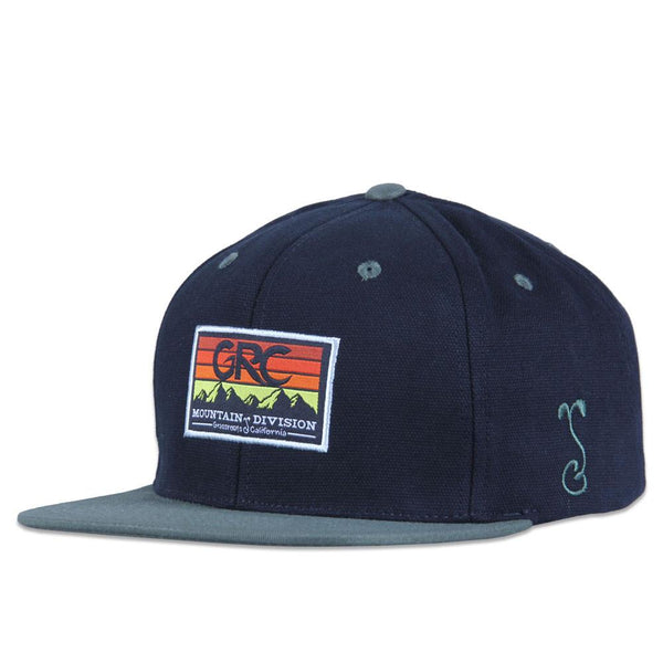 Mountain Division Behind Bars Snapback - Grassroots California - 1