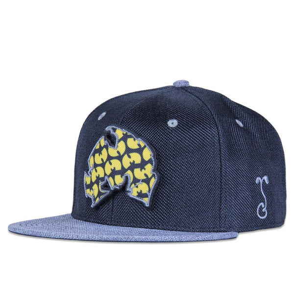 Removable Method Man Patch Snapback - Grassroots California - 1