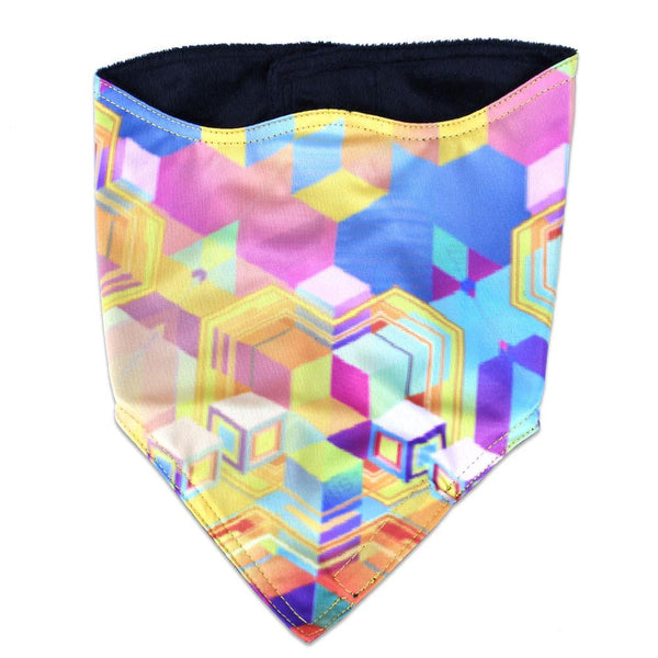 Color Cube Facemask - Grassroots California - 2