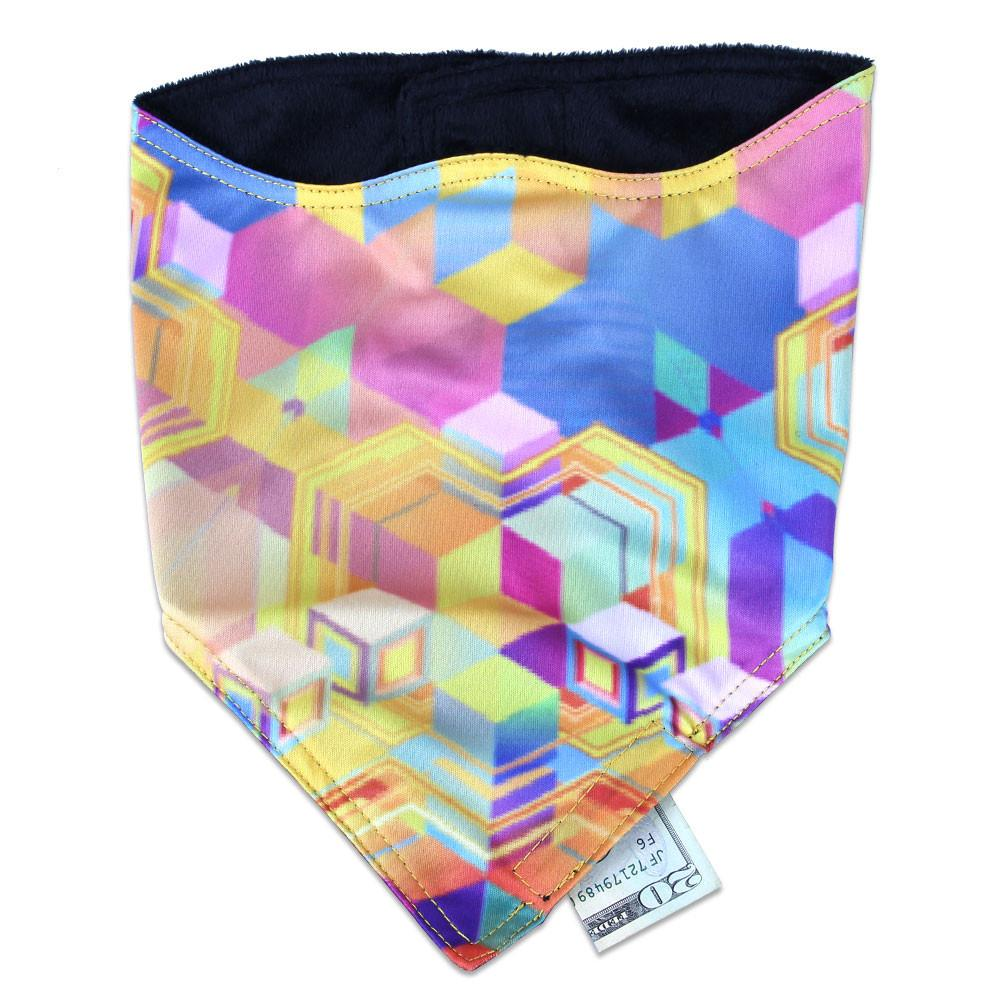 Color Cube Facemask - Grassroots California - 7