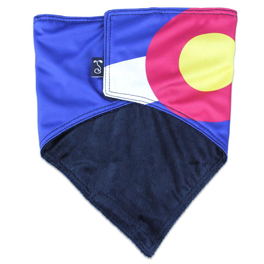 Colorado Flag Facemask - Grassroots California - 3