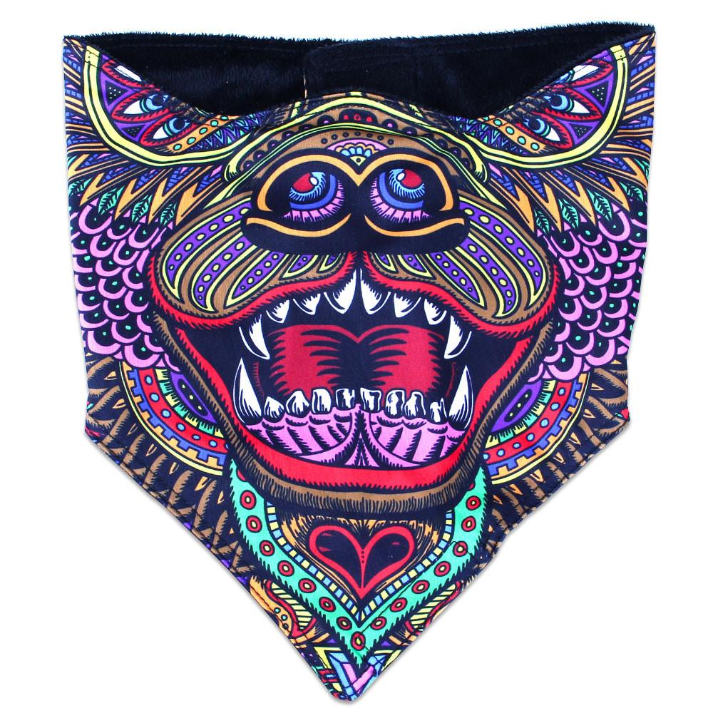 Chris Dyer OG Bear Facemask - Grassroots California - 2
