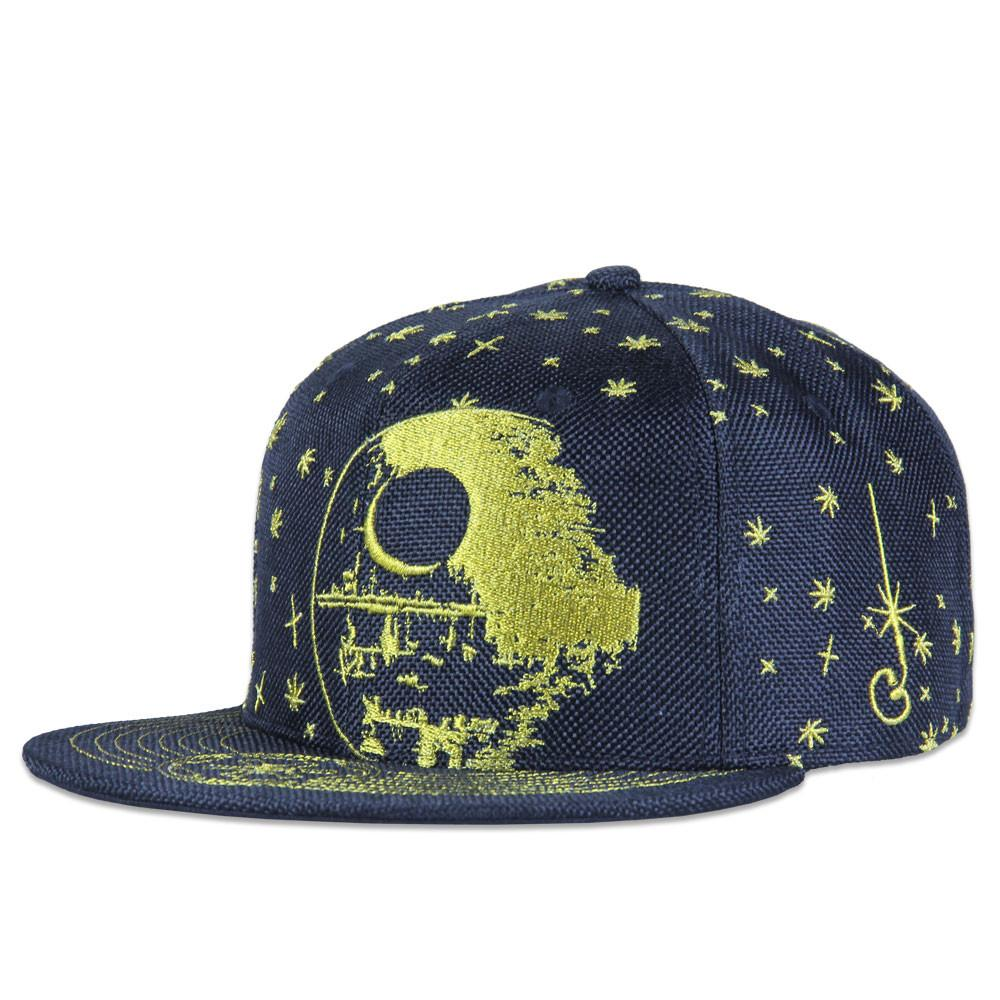 Team Death Star Gold Fitted