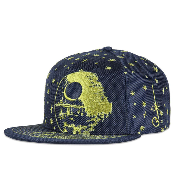 Team Death Star Gold Fitted - Grassroots California - 1