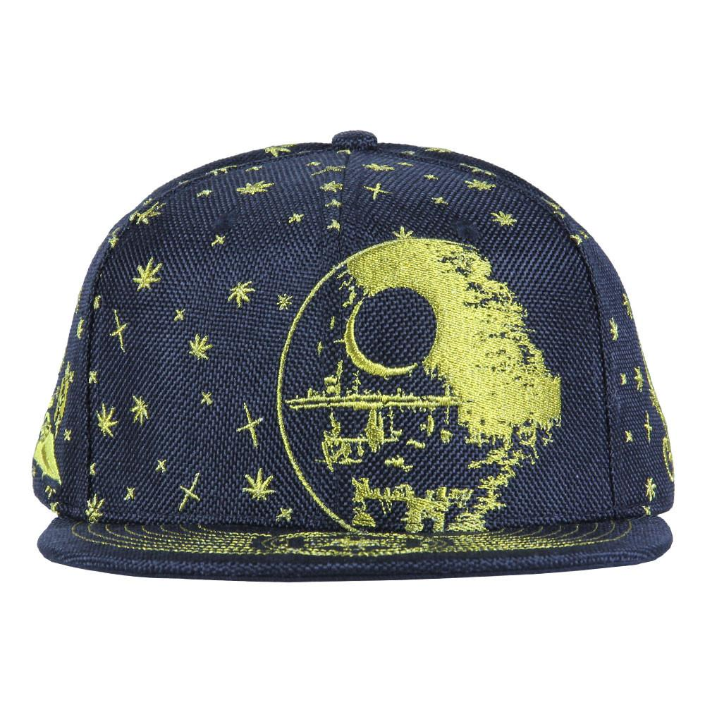 Team Death Star Gold Fitted - Grassroots California - 6
