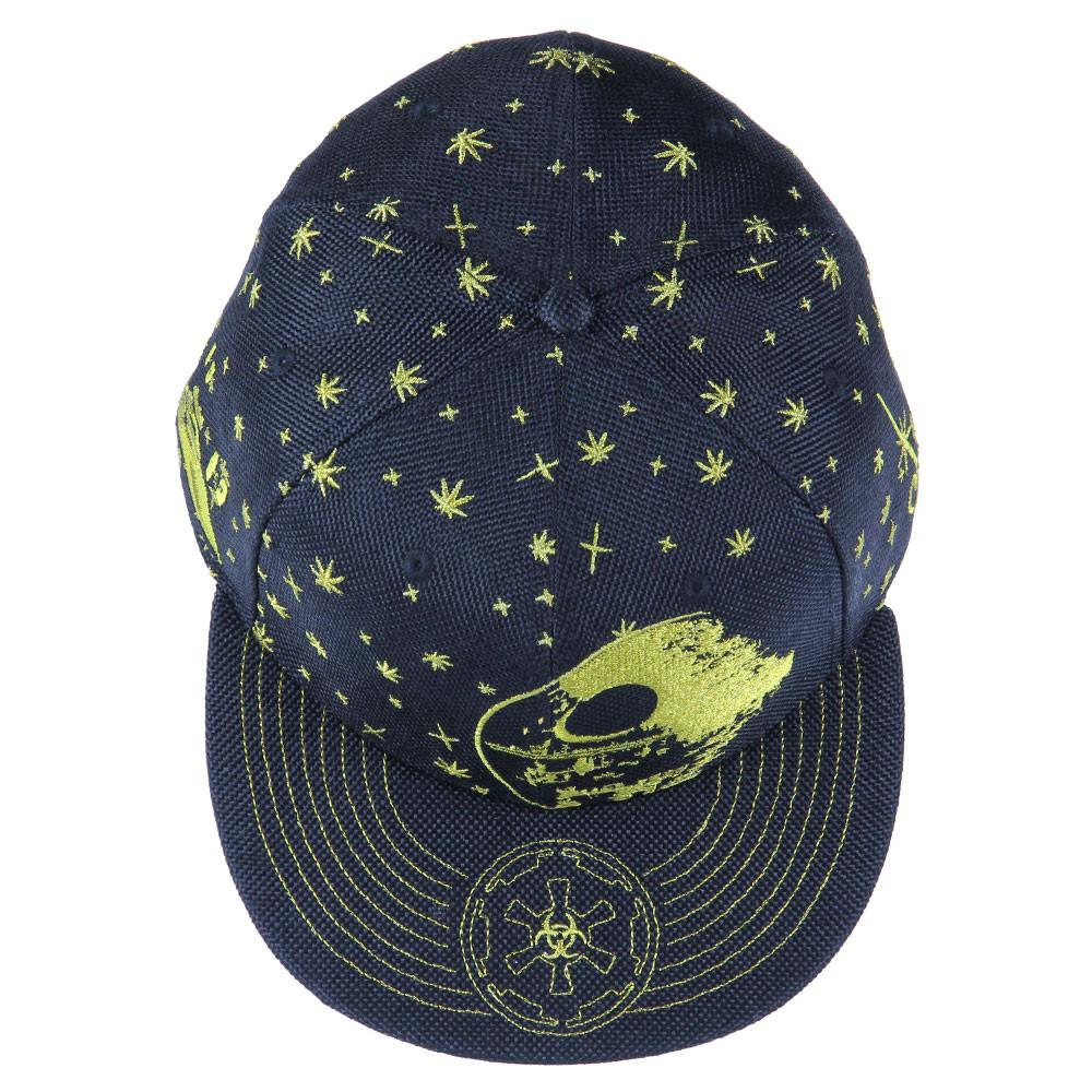Team Death Star Gold Fitted - Grassroots California - 5