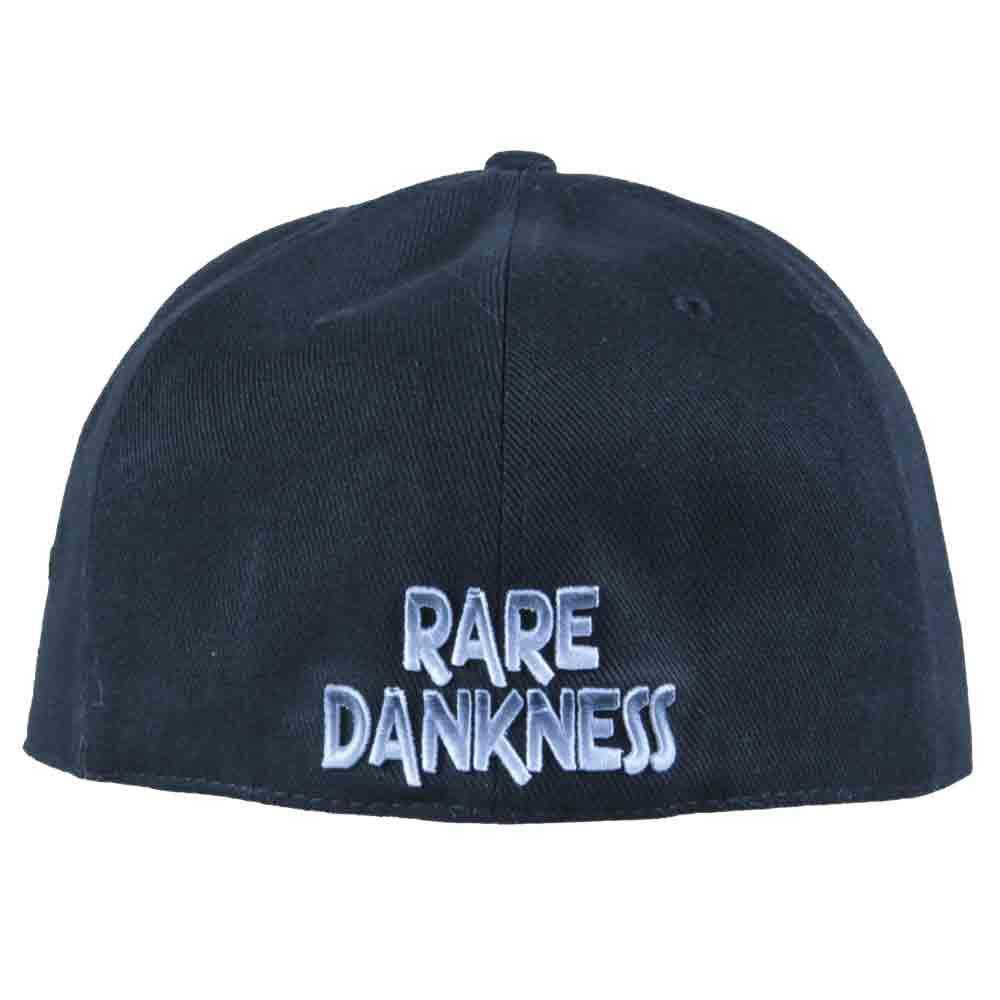 Rare Dankness Metal Embroidered Brim Fitted - Grassroots California - 3