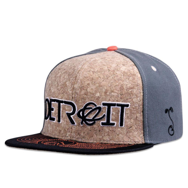 Movement 2016 Square Brim Snapback