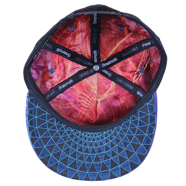 Android Jones Forward Escape Front Shallow Snapback