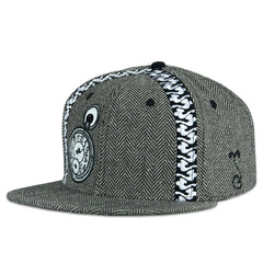 JD Maplesden Herringbone Snapback