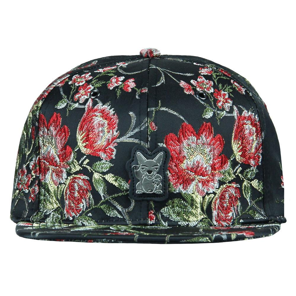 Lucky Cat Red Strapback