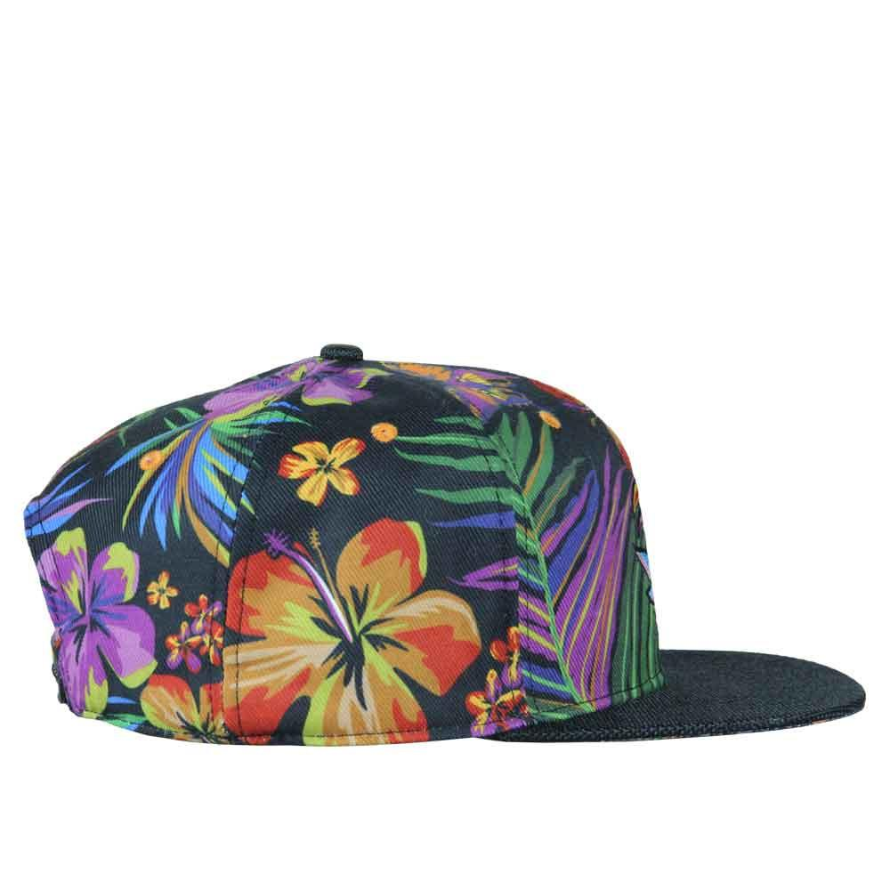 Toucan Tropics Full Color Snapback