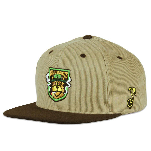 Honey Bear OG Tan Pro Fit Snapback