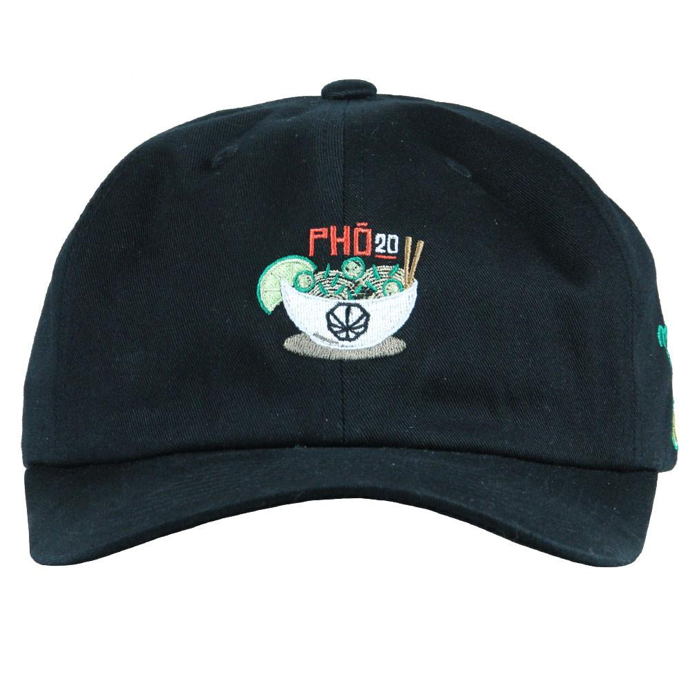 Pho 20 Black Dad Hat