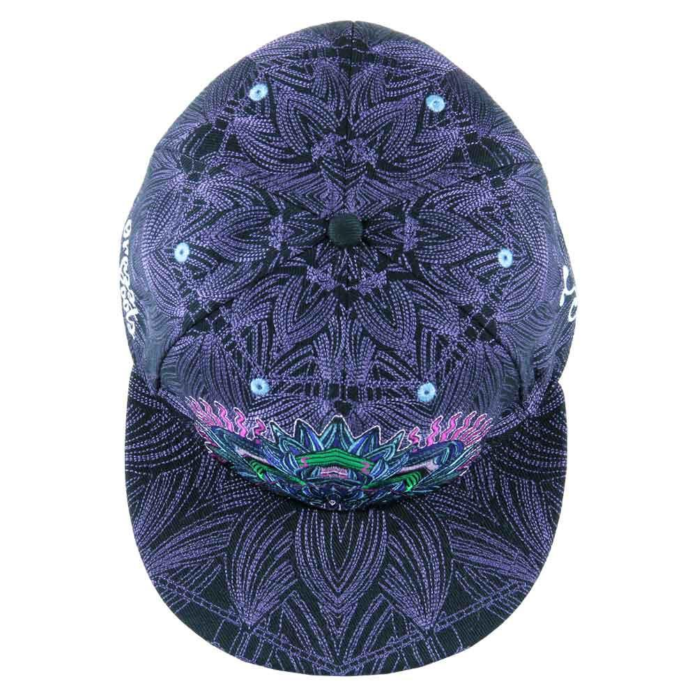 Tropicali Psychedelic Purple Fitted