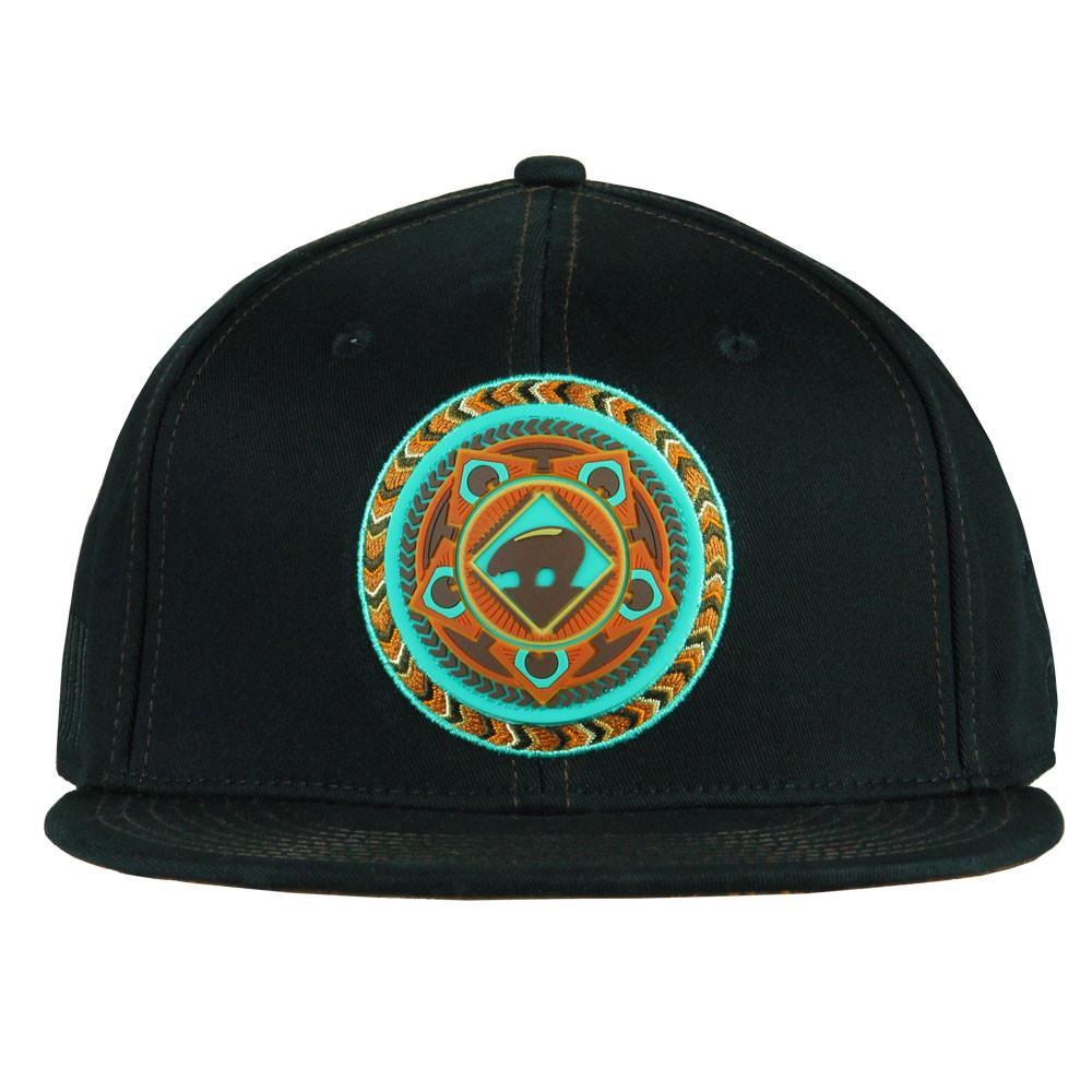 8th Anniversary Black Fitted