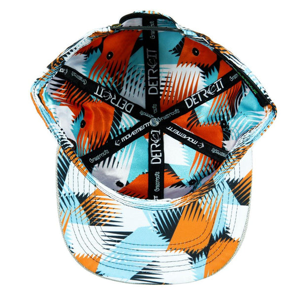 Movement 2017 Detroit Snapback