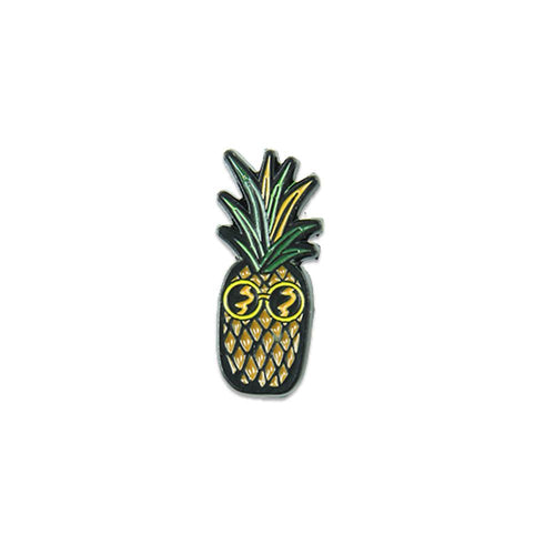 Tropical Pineapple Pin