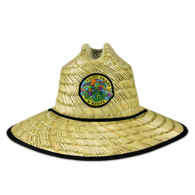 Chill Vibes Straw Hat