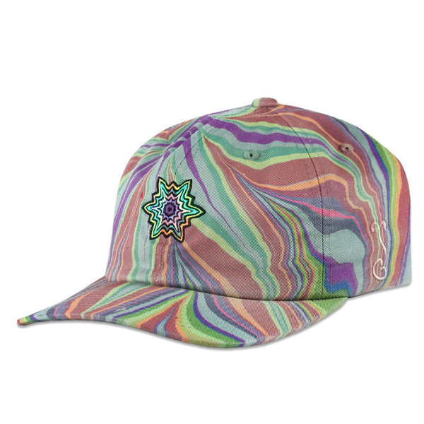 BL Visuals Jerry Garcia Burst Dad Hat