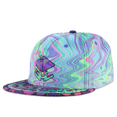 BL Visuals Greenhouse Lounge Snapback