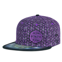 Laser Guided Visions 2017 Purps Snapback