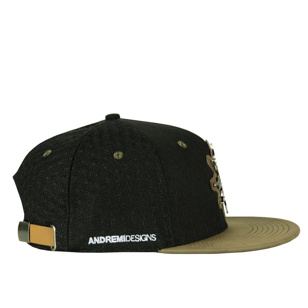Andremi Brown Strapback