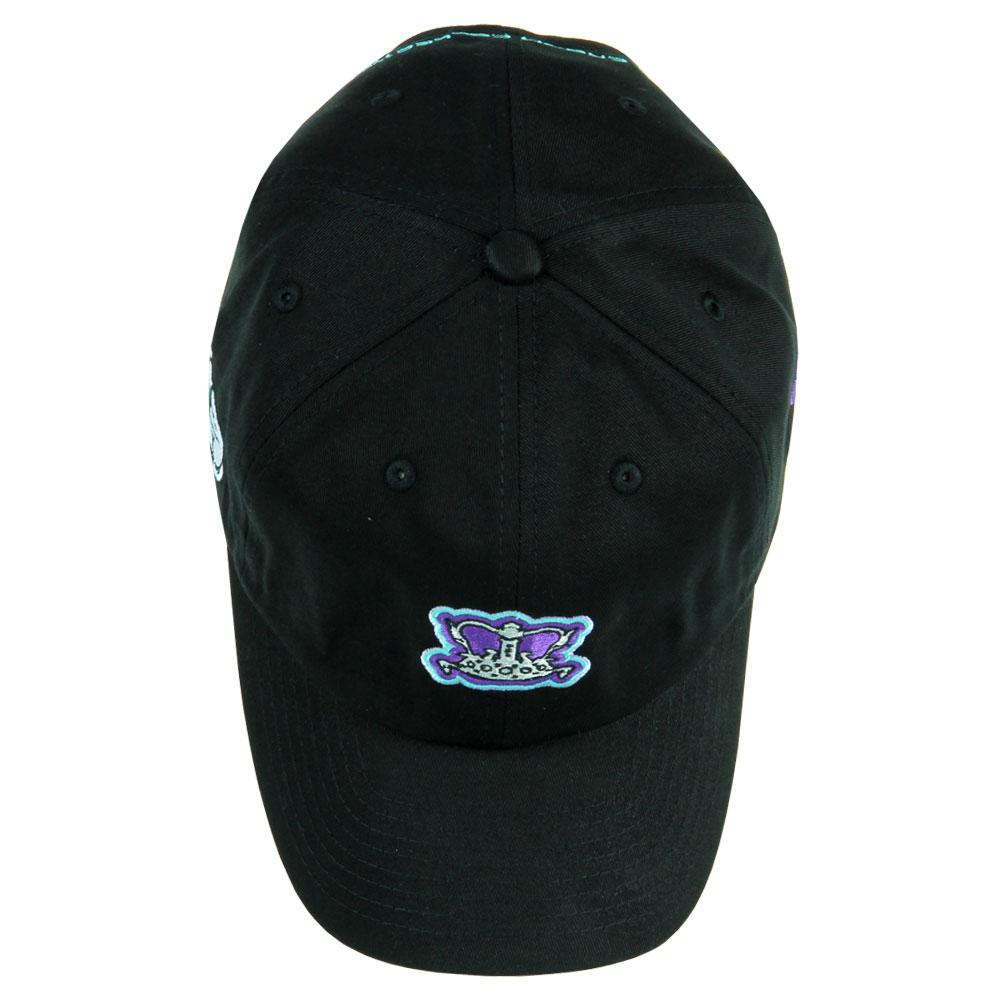 The Crown Collection Black Dad Hat