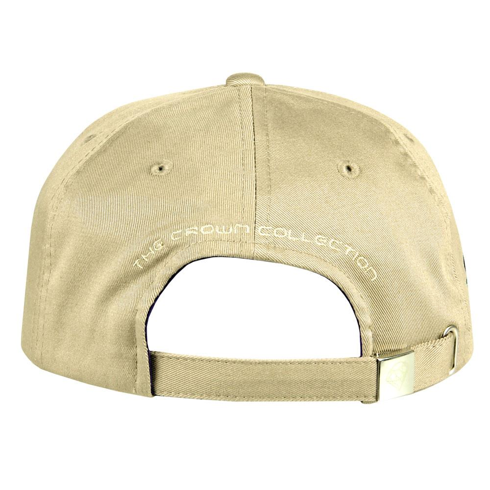 The Crown Collection Tan Dad Hat