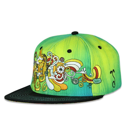 Vincent Gordon Seahorse 2017 Green Fitted