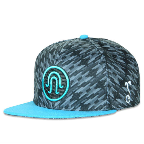 Imagine Music Festival 2017 Teal Snapback