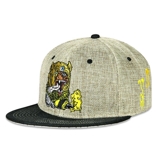 Aaron Brooks Bear Bee Tan Fitted