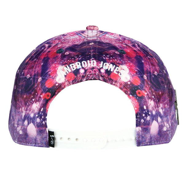 Android Jones Ram All Over Snapback