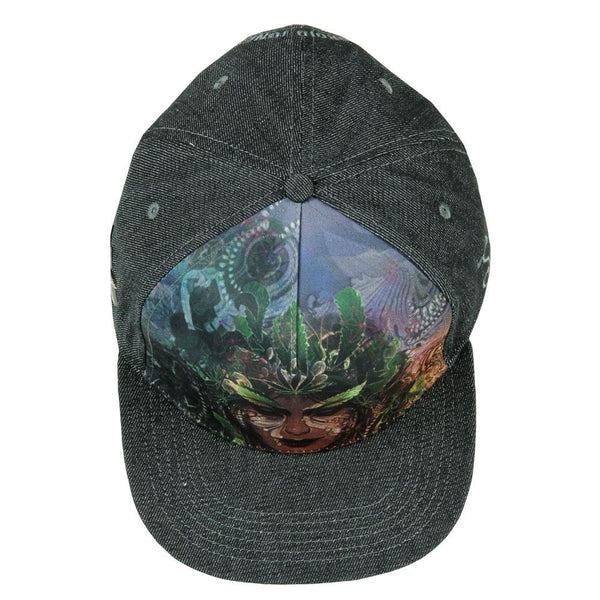 Android Jones Ministry of Desire Denim Snapback