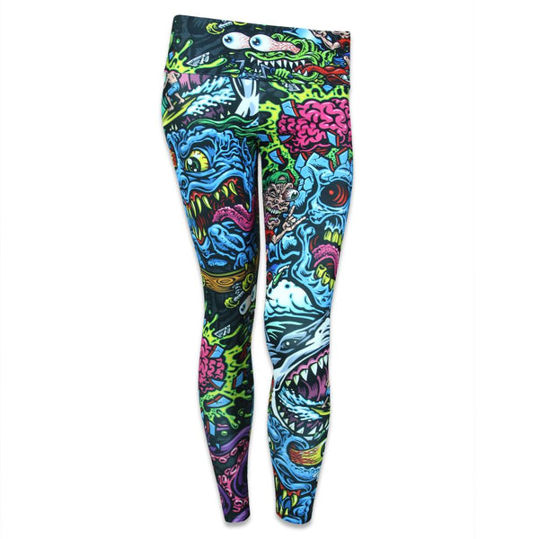Jimbo Phillips Yoga Pants