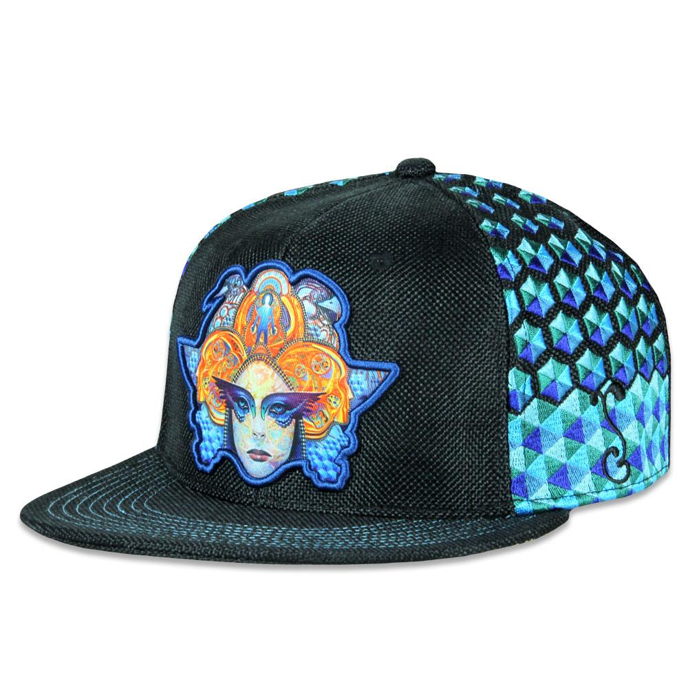 b3b31fd13 Android Jones 11/11/11 Black Fitted