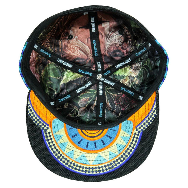 Android Jones 11/11/11 Black Fitted