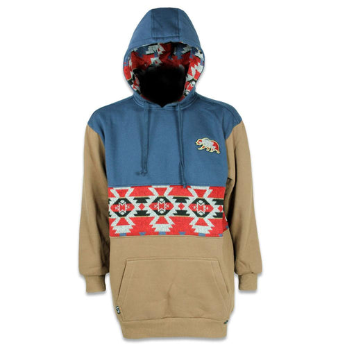 Matterhorn Removable Bear Tall Pullover Hoodie