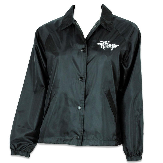 Jimbo Phillips Womens Coaches Jacket
