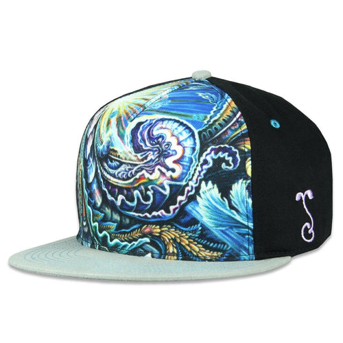 Randal Roberts Solstice Black Fitted