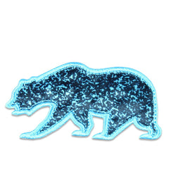 Cali Vice Speckle Removable Bear Patch