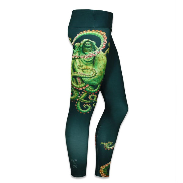 Jason Brammer Octopod Yoga Pants