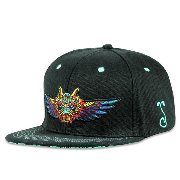 Kooz Flying Cat Snapback