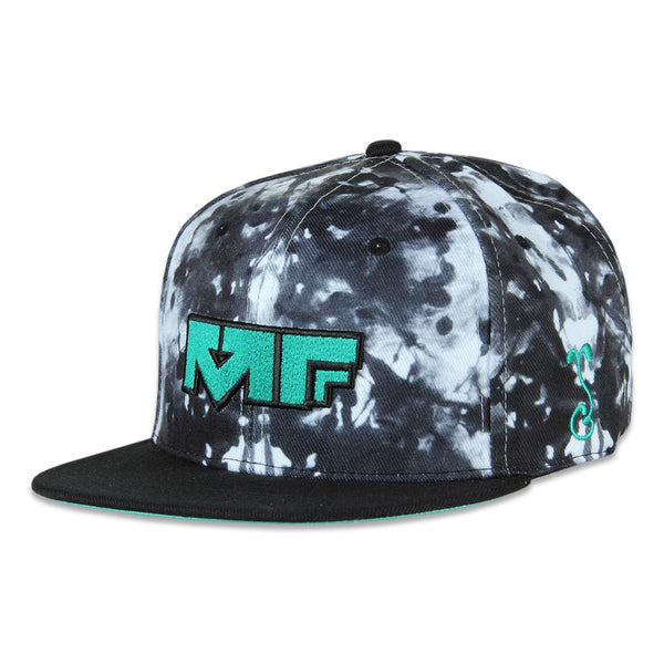 3397a86e8a79f Manic Focus Tie Dye Snapback – Grassroots California