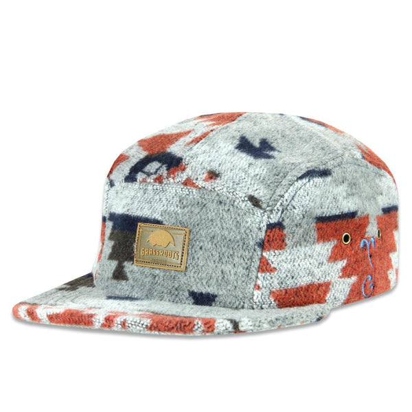 Everest 5 Panel Strapback