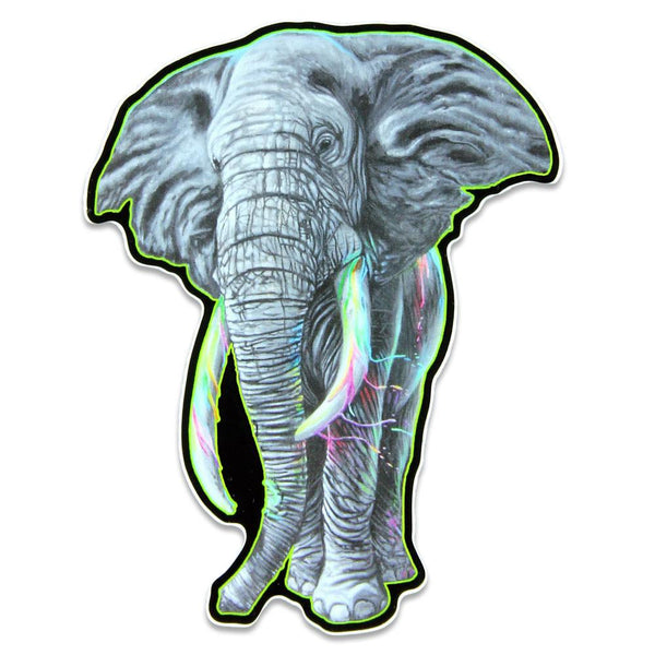 Dela Inspiration Elephant Sticker