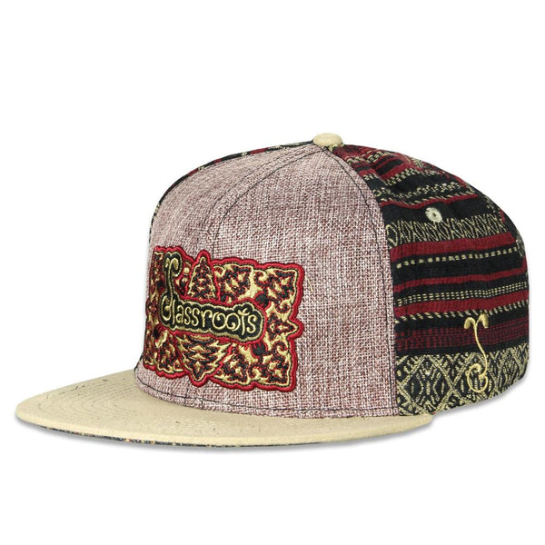 Glassroots 2017 Aztec Fitted
